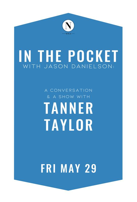 In the Pocket w/ Jason Danielson featuring Tanner Taylor
