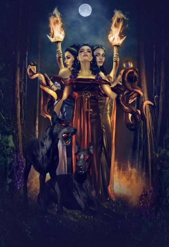 The Goddess, Hekate