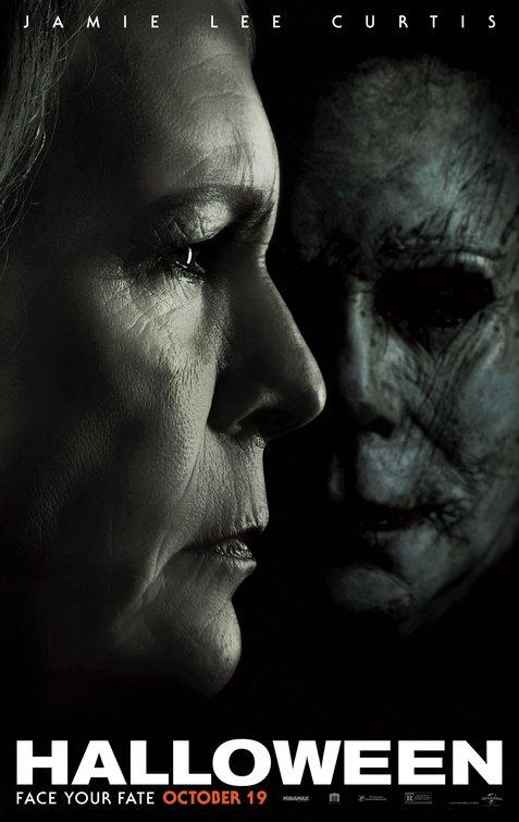 Halloween (2018) && Night School