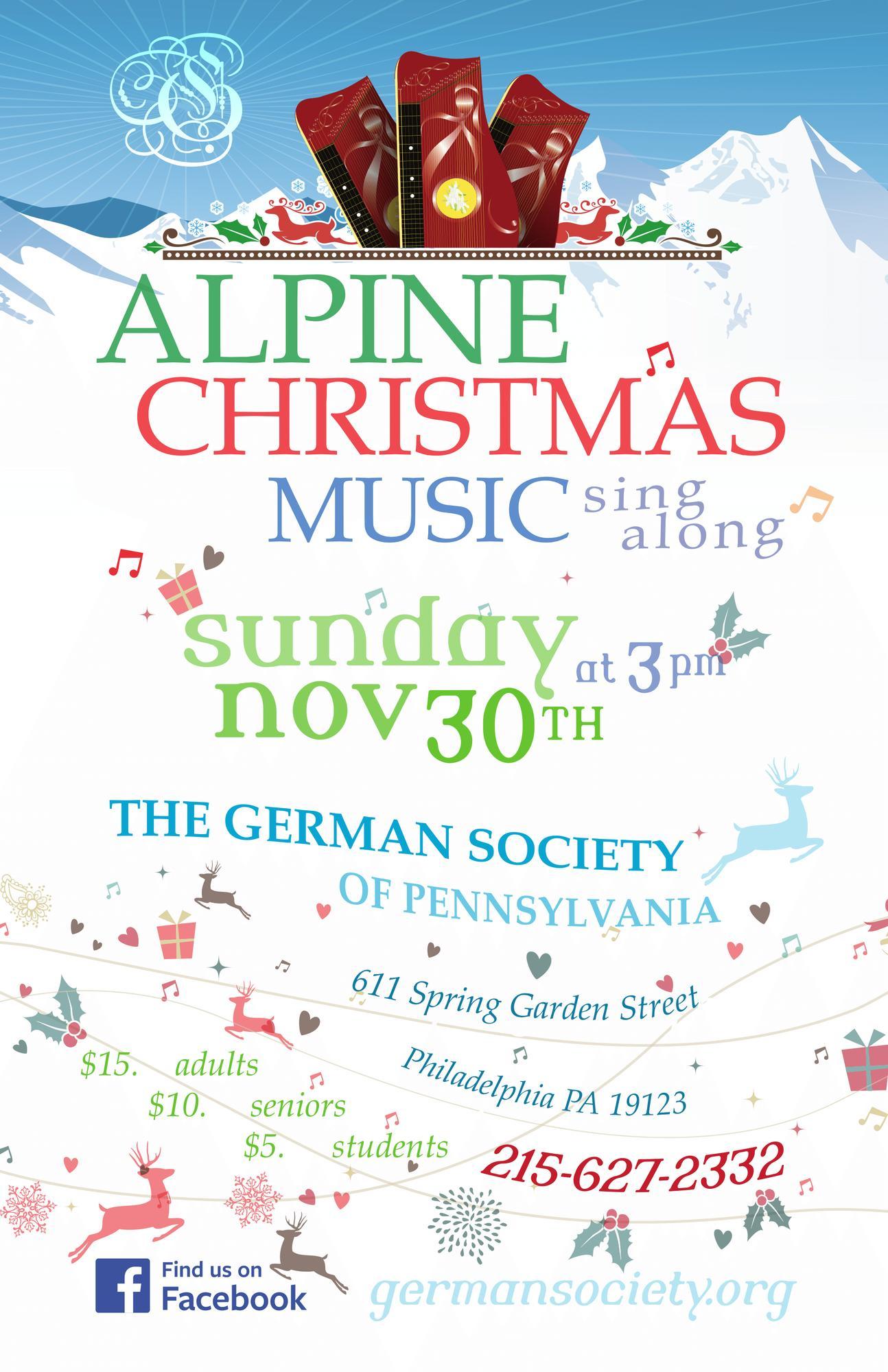alpine christmas music concert - German Christmas Music