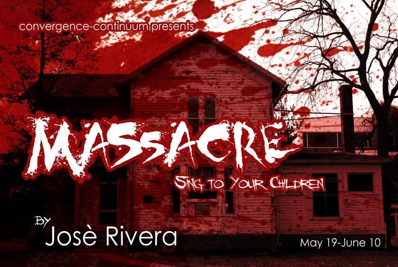 MASSACRE (Sing to Your Children) by Josè Rivera