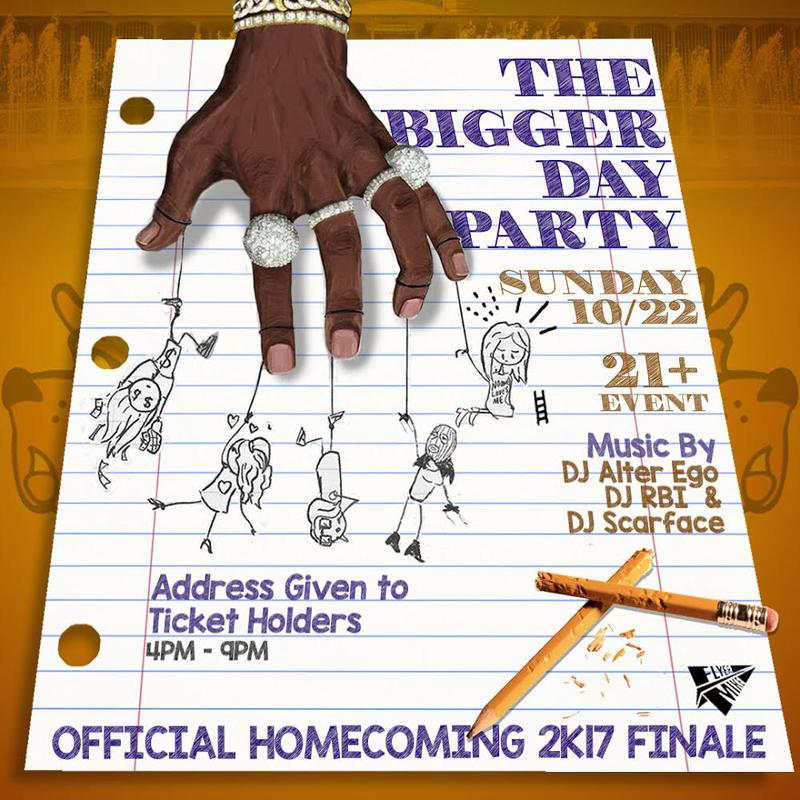 The Bigger Day Party