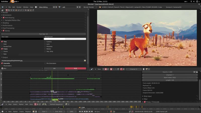 Using an Editing Software for Animation - simpliv