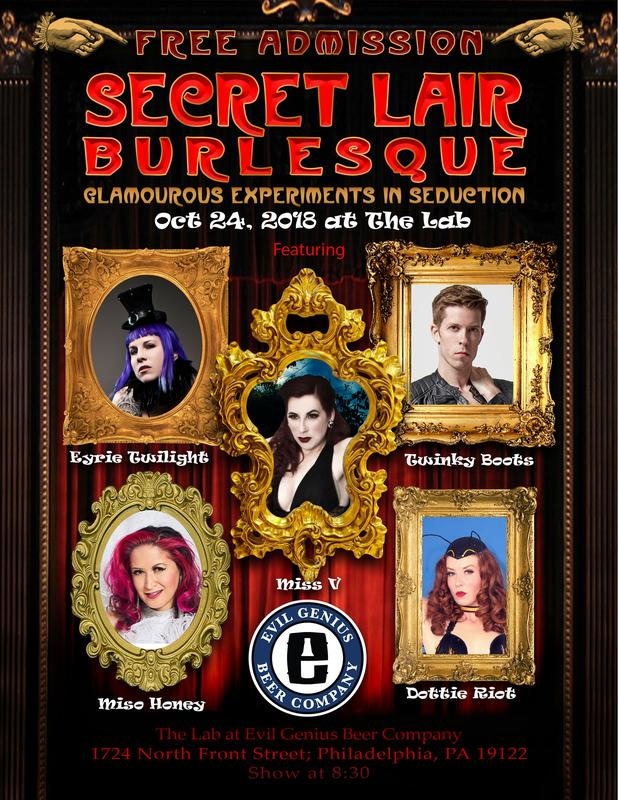 EG October Burlesque