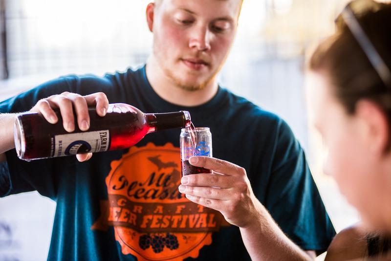 2018 Mt. Pleasant Craft Beer Festival