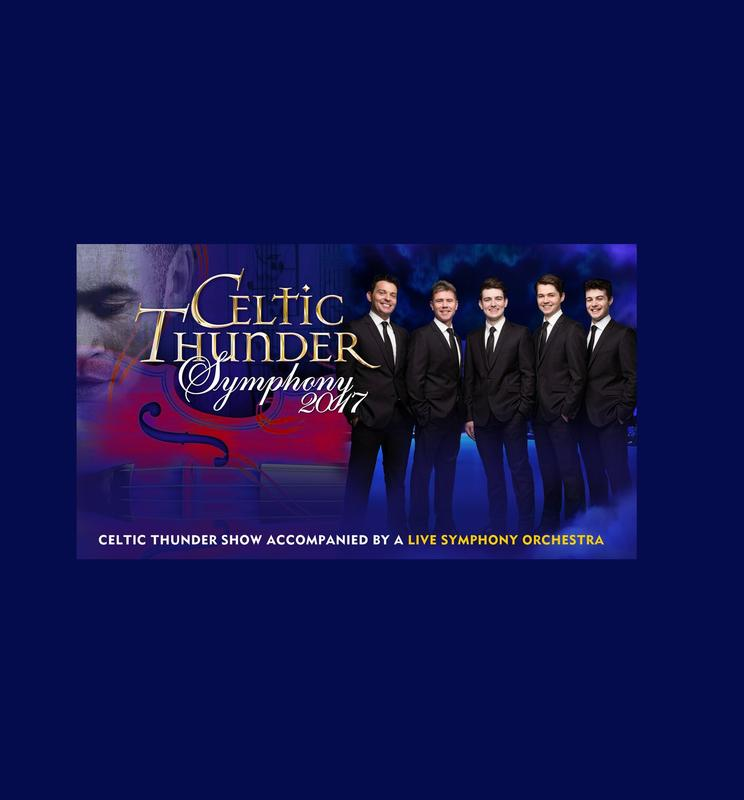 Celtic Thunder Symphony Tour