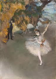 Free Art History Lecture - DEGAS