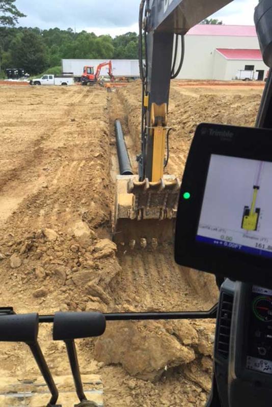 GCS900 Machine Control Operator Training – Flowood - Event 1 of 2
