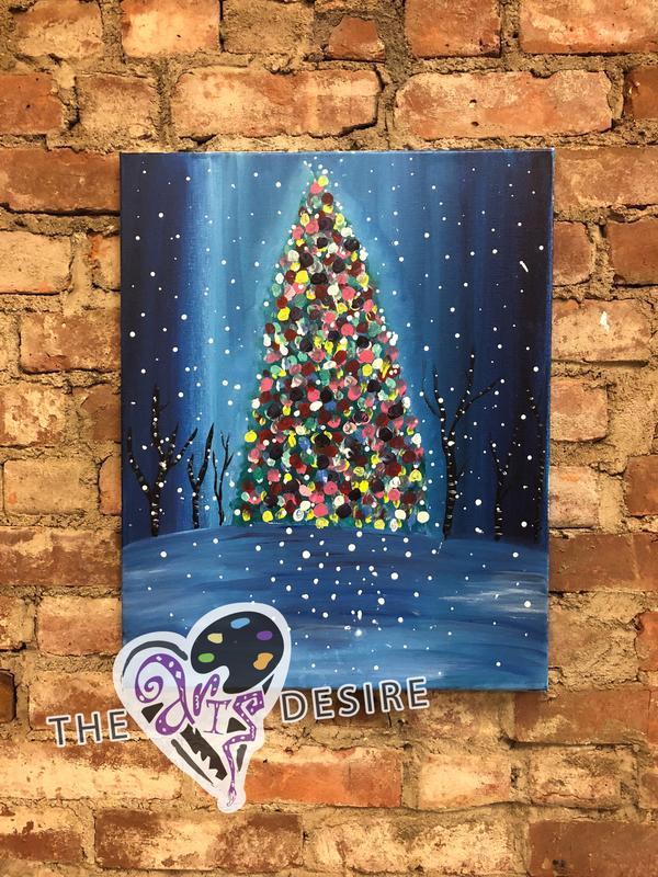 December 19 Cocktails & Canvases @ Litchfield Saltwater Grille