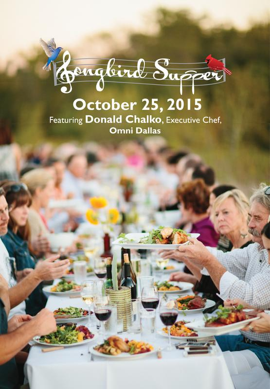 Songbird Supper 2015