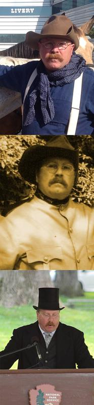 An Evening with Teddy Roosevelt