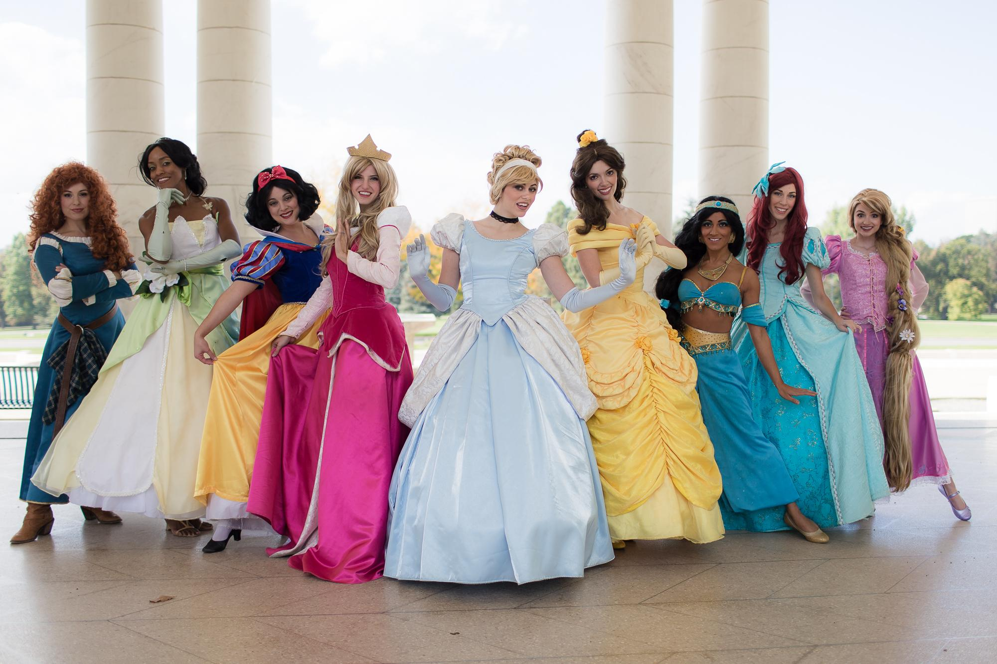 princesses in fairy tales While we're all familiar with the 'disneyfied' versions of fairytales, the  disney's  princess is cursed by the dark fairy maleficent to die after.