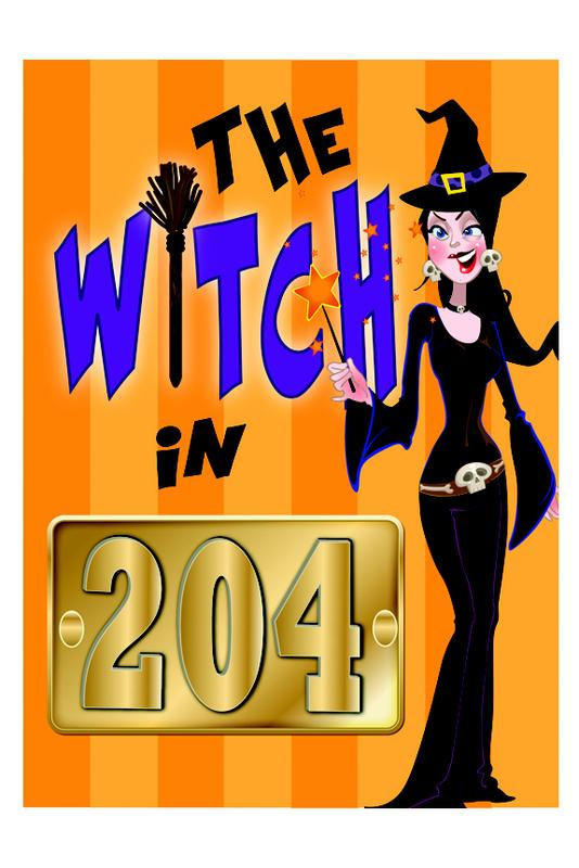 """The Witch in 204"" - Dinner Theater Comedy by Barbara Pease Weber"
