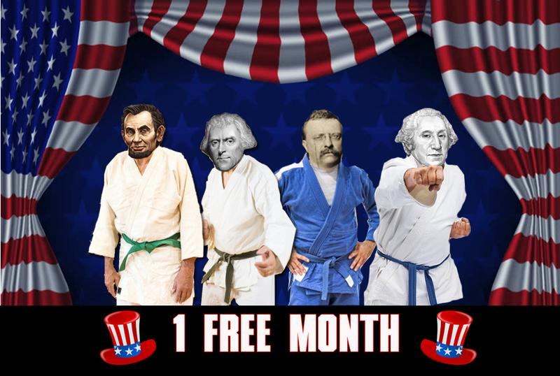 President day – Get 1 month Free