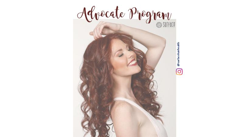 Surface Hair Advocate Program Fort Collins CO