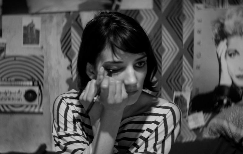 ROOFTOP FILMS: A Girl Walks Home Alone At Night