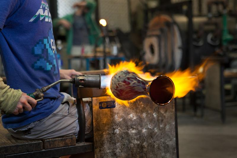 Intro to Glassblowing: Session A