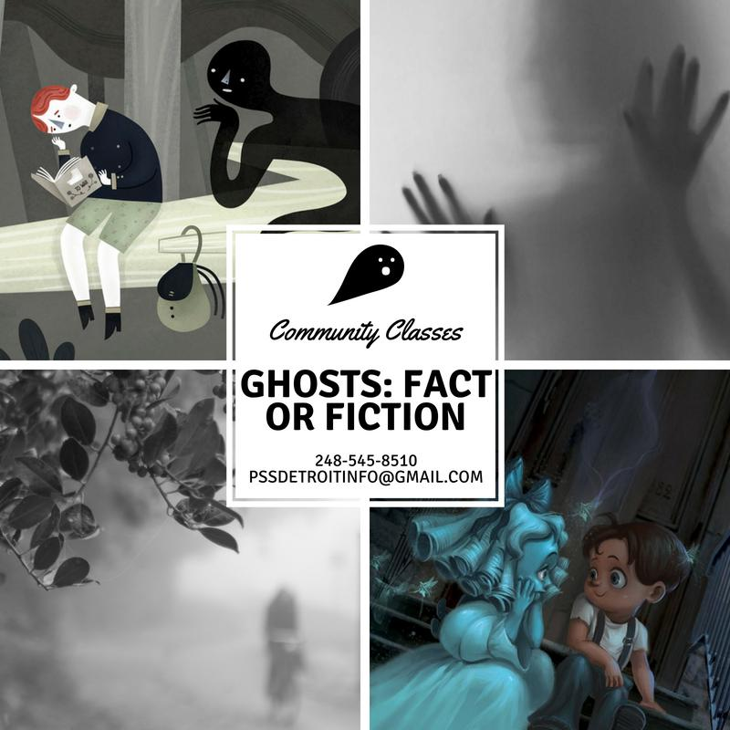 Ghosts: Fact or Fiction?