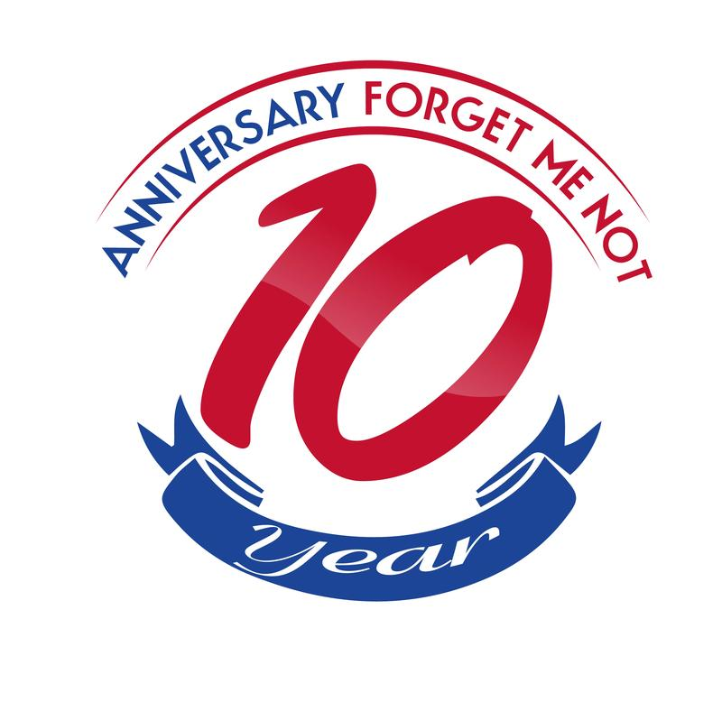 Forget Me Not 10 Year Anniversary Banquet