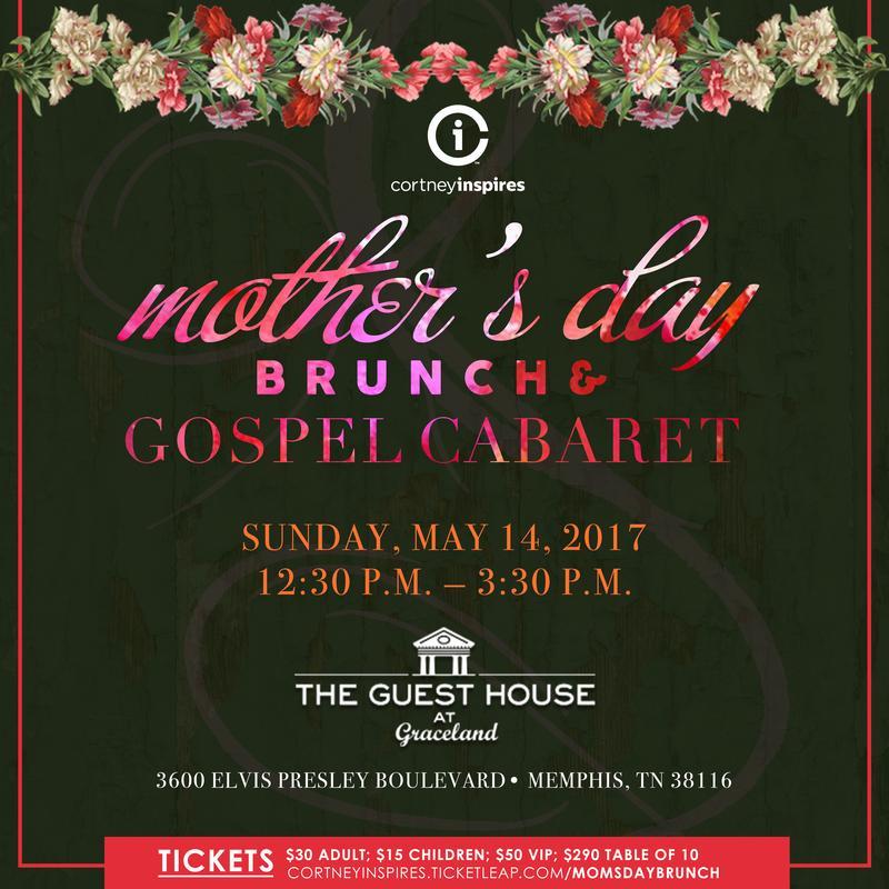Mother's Day Brunch & Gospel Cabaret