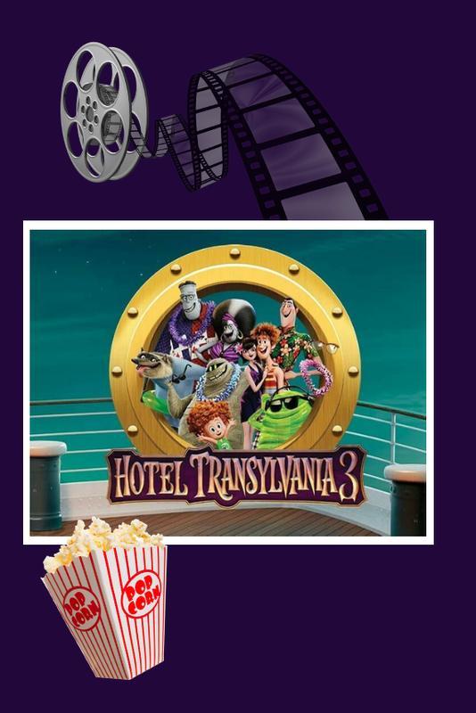 Family Movie Matinee: Hotel Transylvania 3