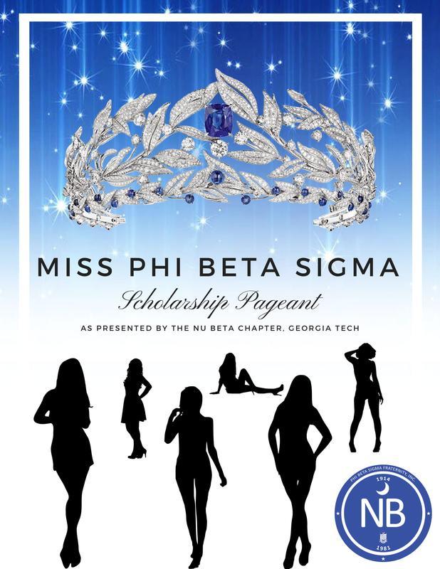 Ms. Phi Beta Sigma Pageant