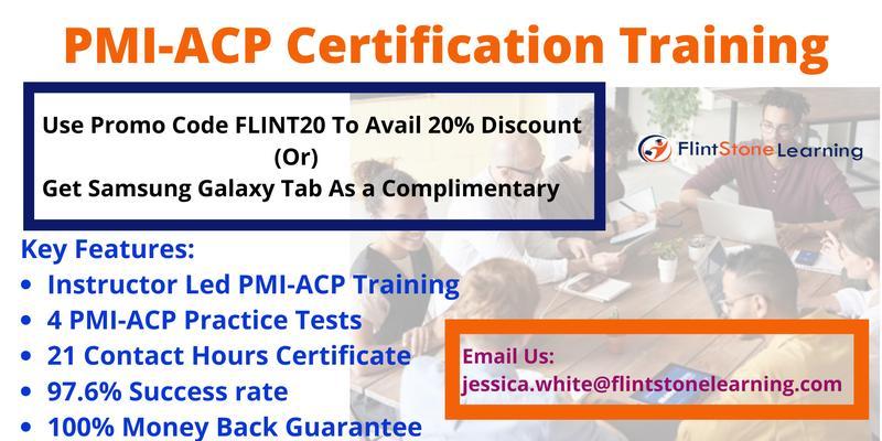 PMI-ACP Course in Chicago, IL