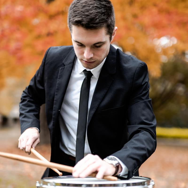 ELISION, an electroacoustic percussion show