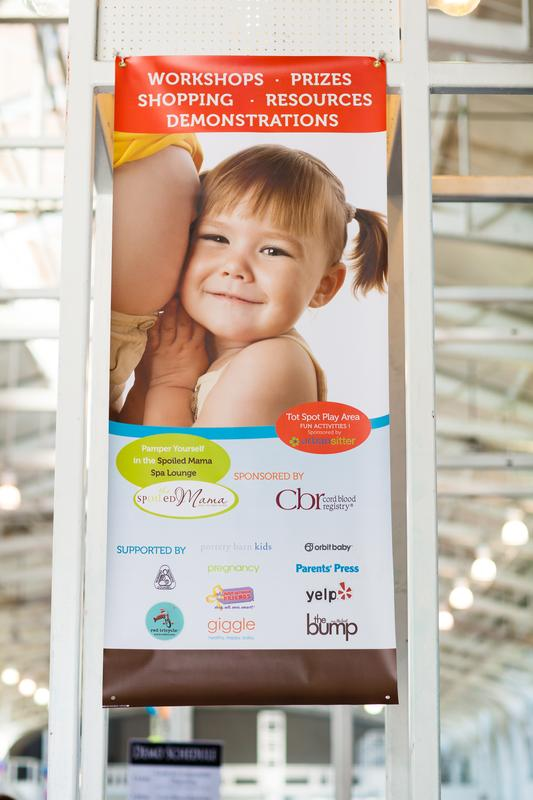 San Francisco Bay Area Birth and Baby Fair