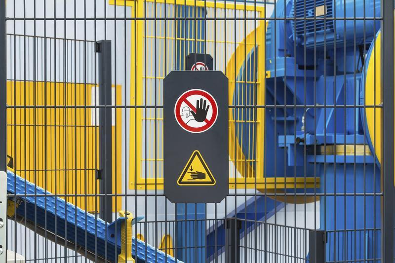 Machine Safe Design
