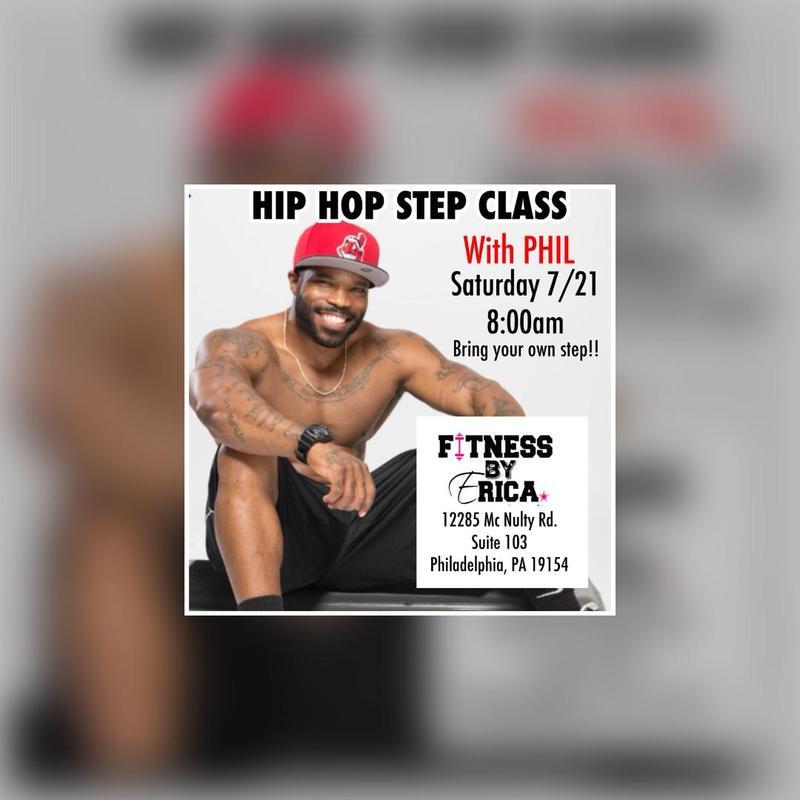 Xtreme Hip Hop Step Class