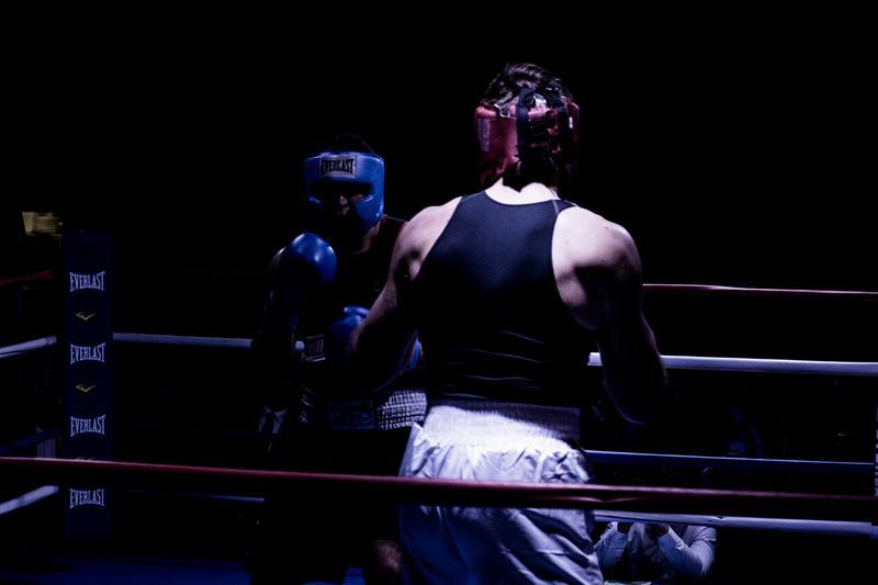 4th Annual White Collar Boxing