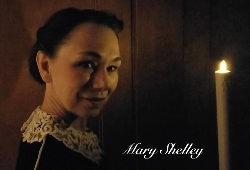 The Intricate Riddle of Life - Debra Miller Portrays Mary Shelley