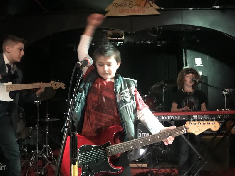 Band Bash June 2018