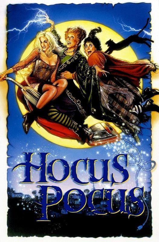 Drive in Night Winter Island - Hocus Pocus