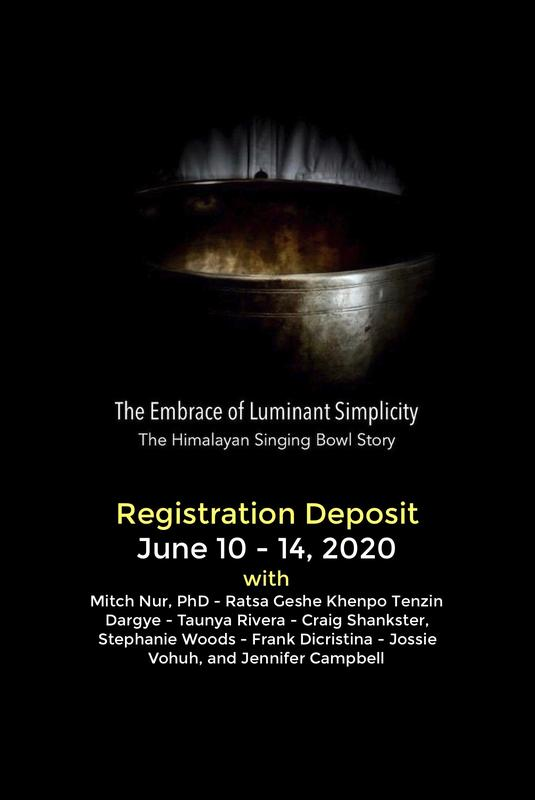 The Embrace of Luminant Simplicity