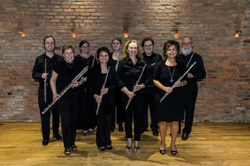 Holiday Tea & Conversation with the McKinney Flute Choir