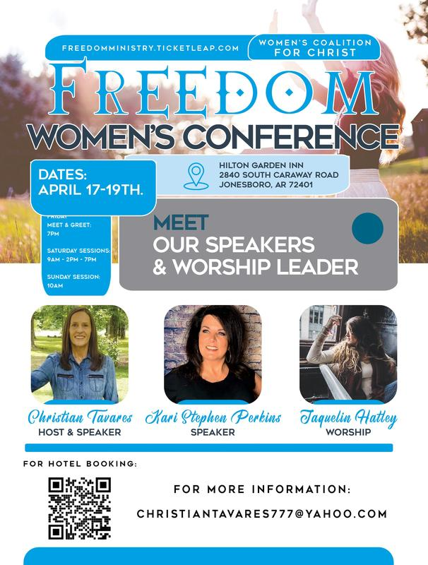 Freedom Women's Confernece