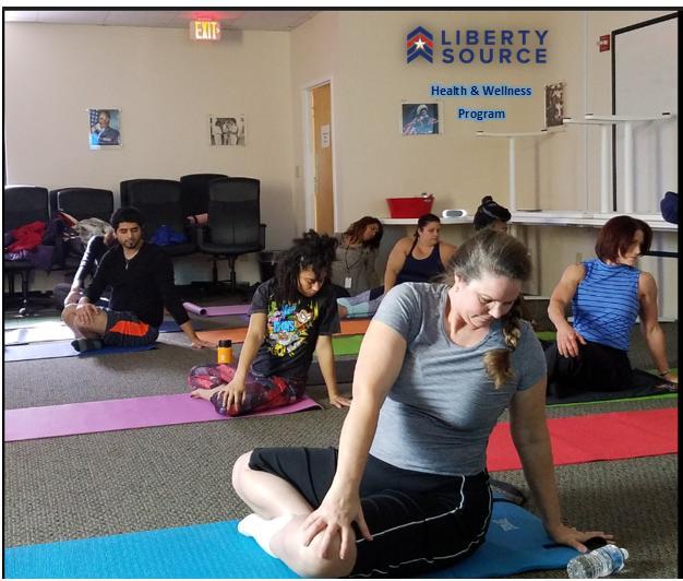 Yoga Registration: Health & Wellness March Schedule