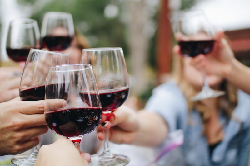 Guided Tasting:  Words & Wine