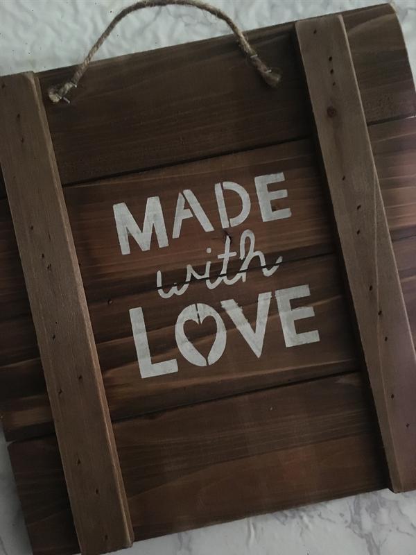 Wood signs Workshop