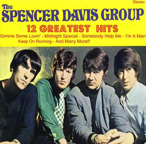 Spencer Davis Group 12-26-2014 ABC