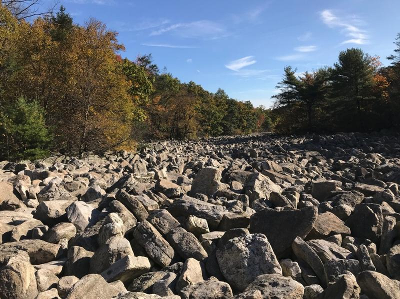 The Geologic Story of Hawk Mountain