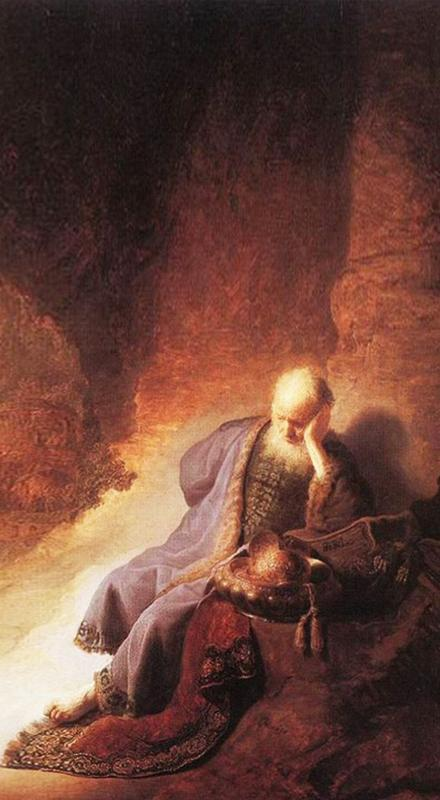 Rembrandt: Painting the Bible (AFTERNOON SESSION)