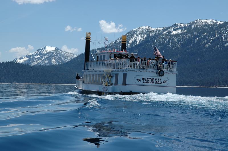 """Liar's Cruise"" on the Tahoe Gal"