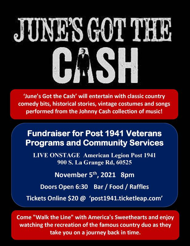 June's Got the Cash- A Musical Tribute to Johnny Cash and June Carter