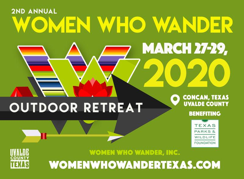 Women Who Wander 2020 Signup
