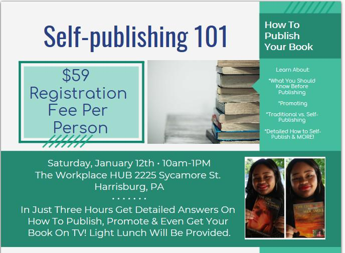Self-Publishing 101: How To Publish Your Own Book!