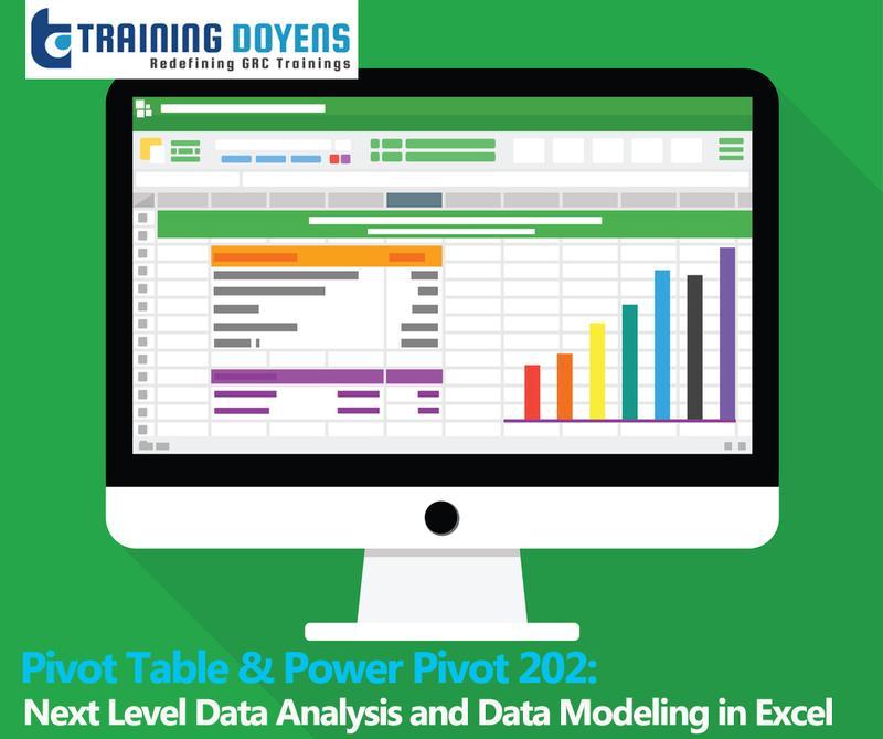 Online Webinar on Pivot Table & Power Pivot 202: Powerful Next Level Data Analysis and Data Modeling in Excel – Training Doyens