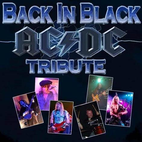 Back in Black The AC/DC tribute